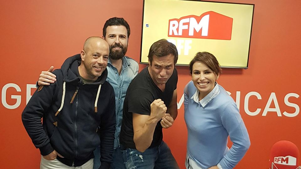 BFF José Carlos Pereira e Paulo Montez