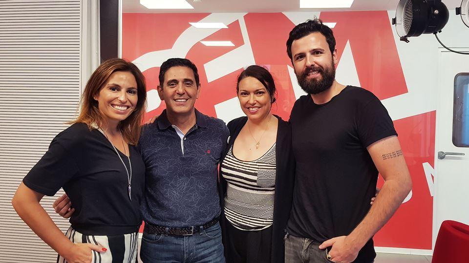 BFF com José Figueiras e Fernanda Freitas