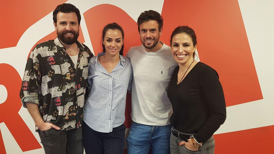 BFF com Marco Costa e Vanessa Martins