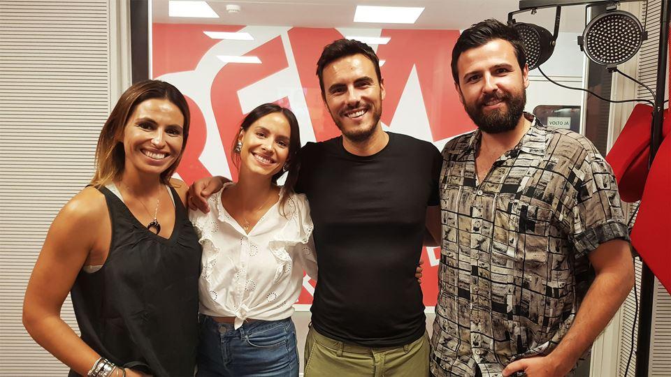 BFF Mariana Monteiro e João Cajuda