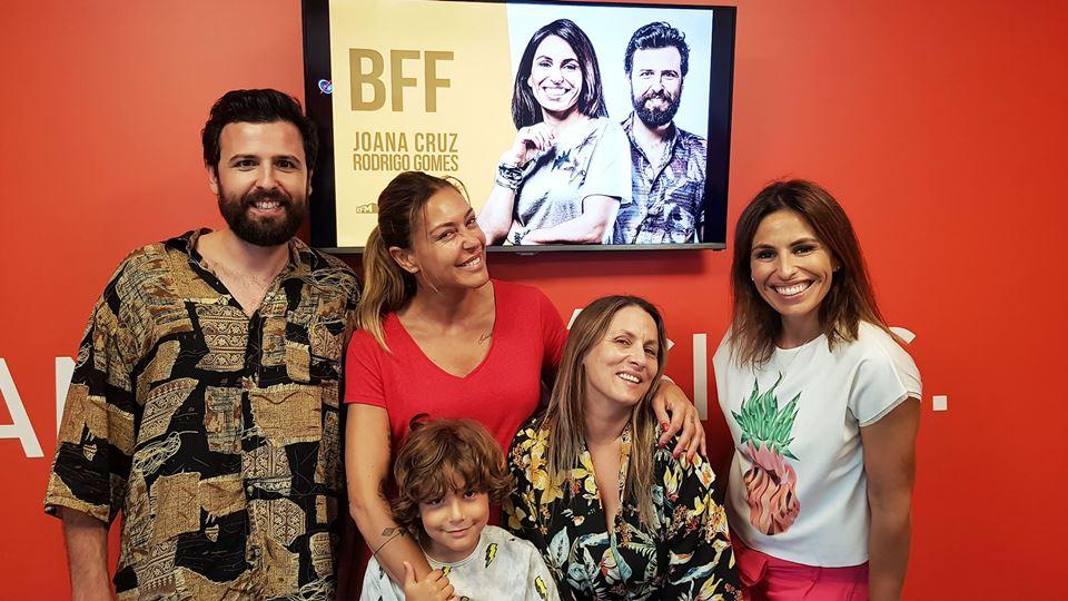 BFF Merche Romero,Vanda Pereira e Salvador
