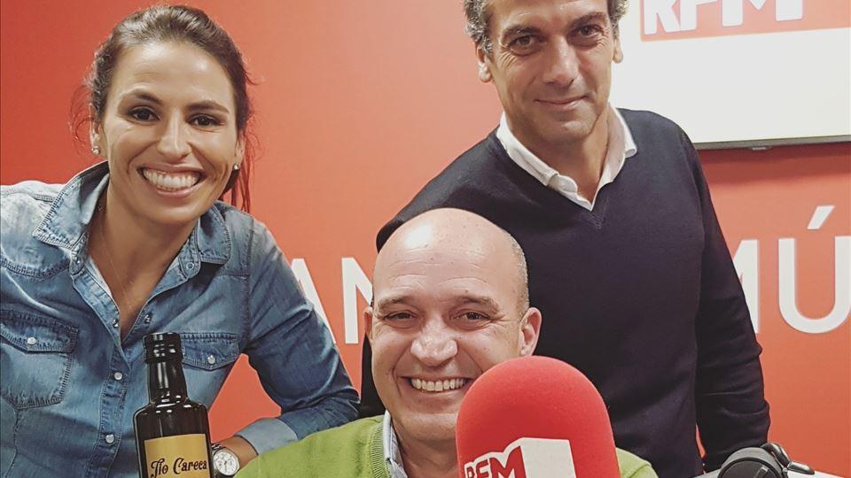 BFF Nuno Graciano e Miguel Ralha