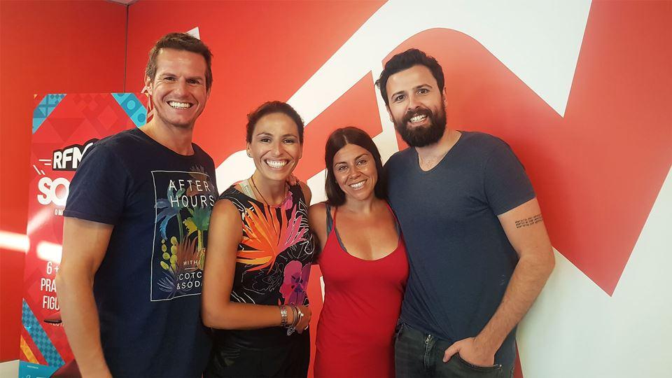 BFF Ricardo Trêpa e Vera Machaz