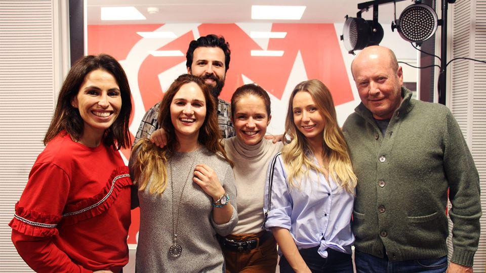 BFF Luis Esparteiro, Sofia Arruda, Madalena Brandão e Sofia Maló.
