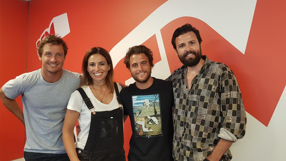 BFF Tiago Teotónio Pereira e João Sousa