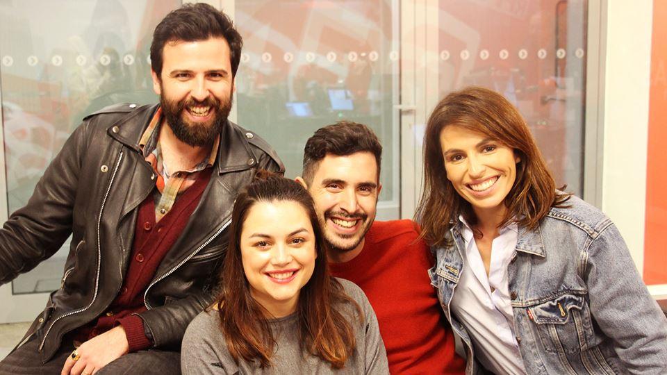 BFF Ana Guiomar e Ricardo Santos