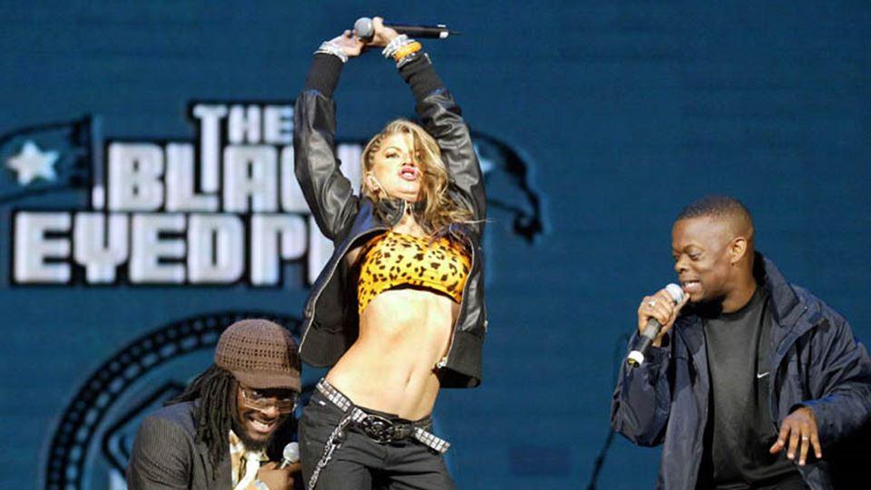 Black Eyed Peas RIR 2004 foto Paulo Amorim