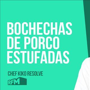 O CHEF KIKO RESOLVE - BOCHECHAS DE PORCO ESTUFADAS - 30 de OUTUBRO 2020