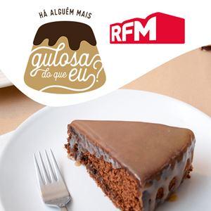 HÁ ALGUÉM MAIS GULOSA DO QUE EU? - BOLO DE CHOCOLATE, WHISKY E TOFFEE