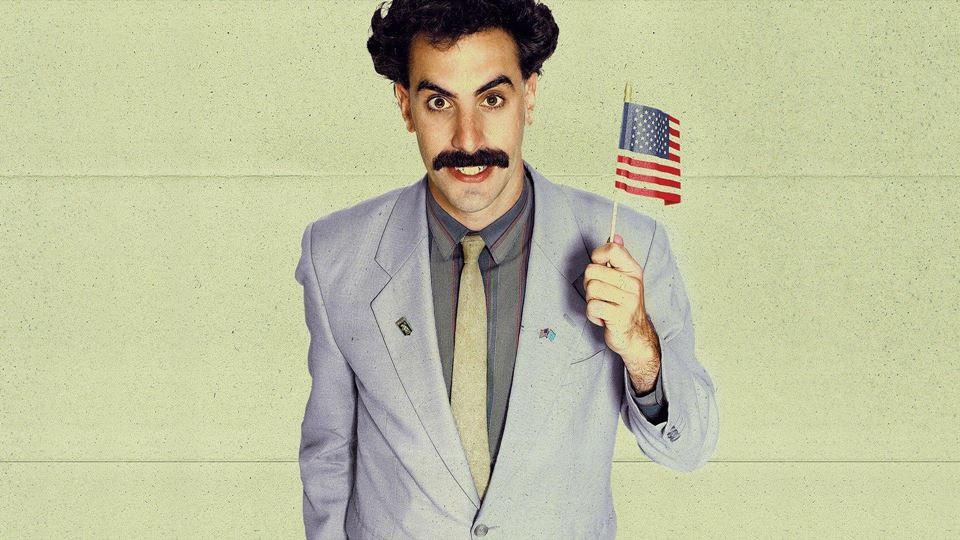 Borat 2 está de volta! Novo fi...