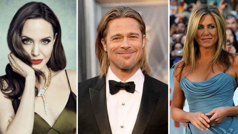 """Angelina Jolie e o """"clima"""" ent..."""