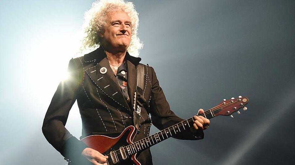 Brian May é considerado o melh...