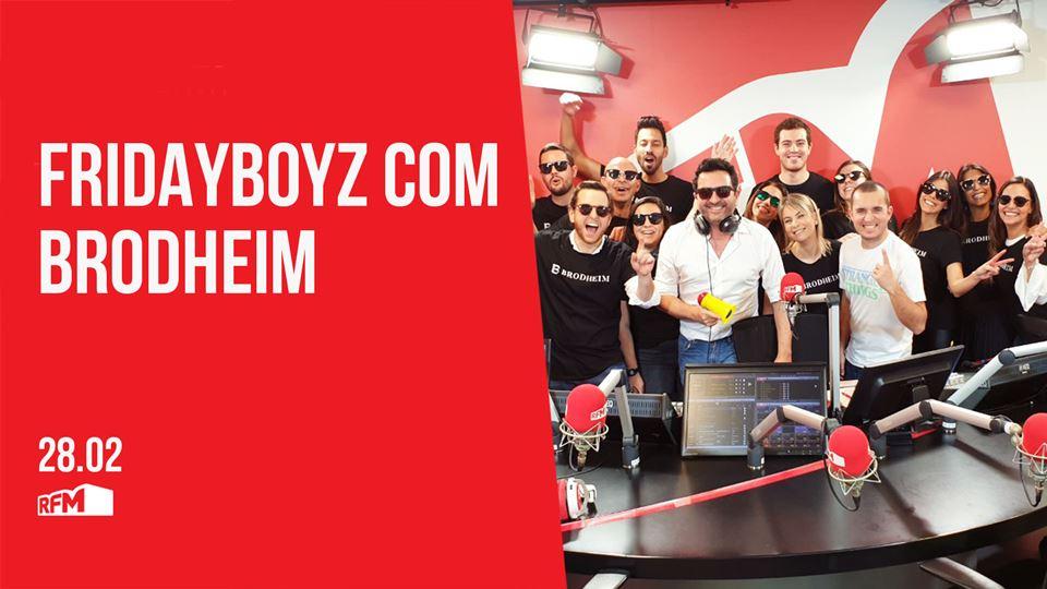 Fridayboyz com Brodheim