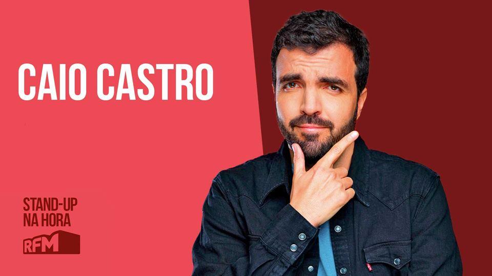 Salvador Martinha: Caio Castro