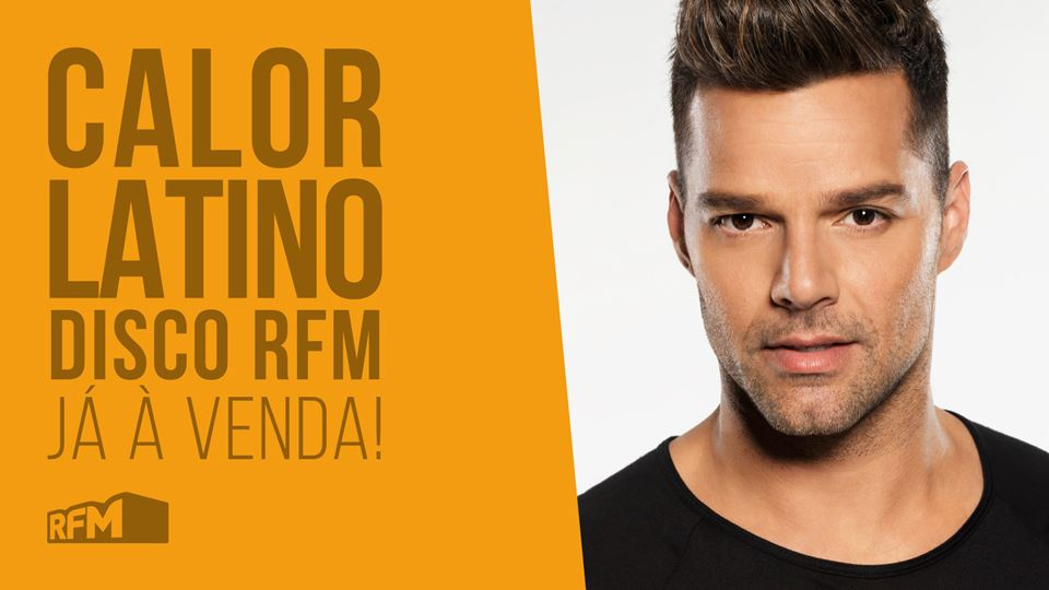 CD RFM CALOR LATINO