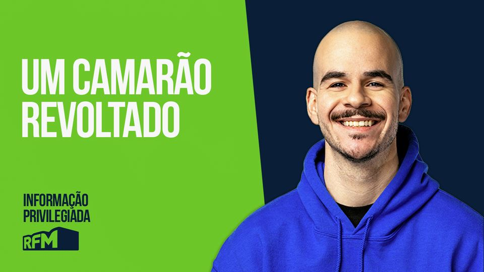 Luis Franco-Bastos: Um camarão...