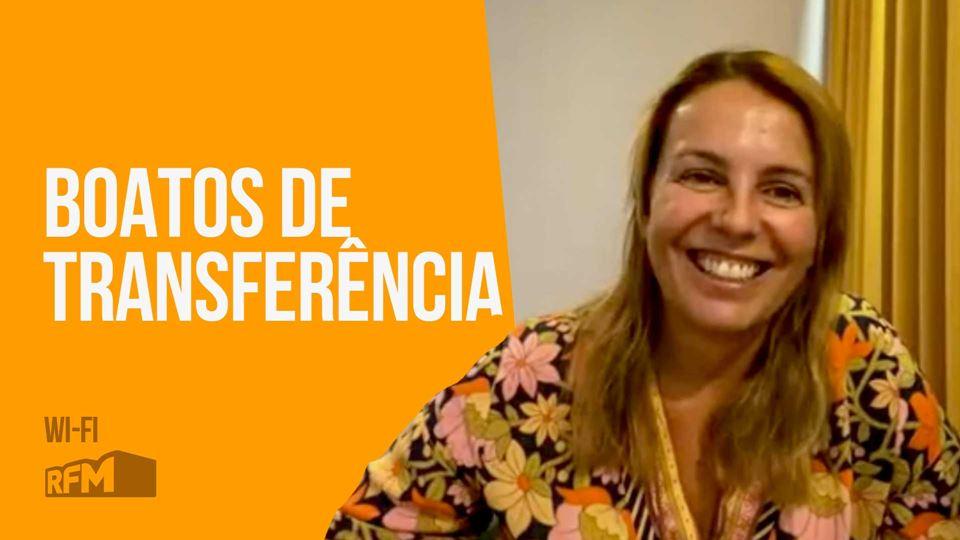 Tânia Ribas de Oliveira no Vid...