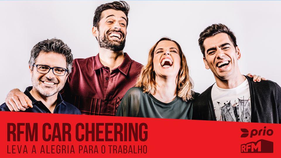 Desafio Car Cheering com RFM e PRIO