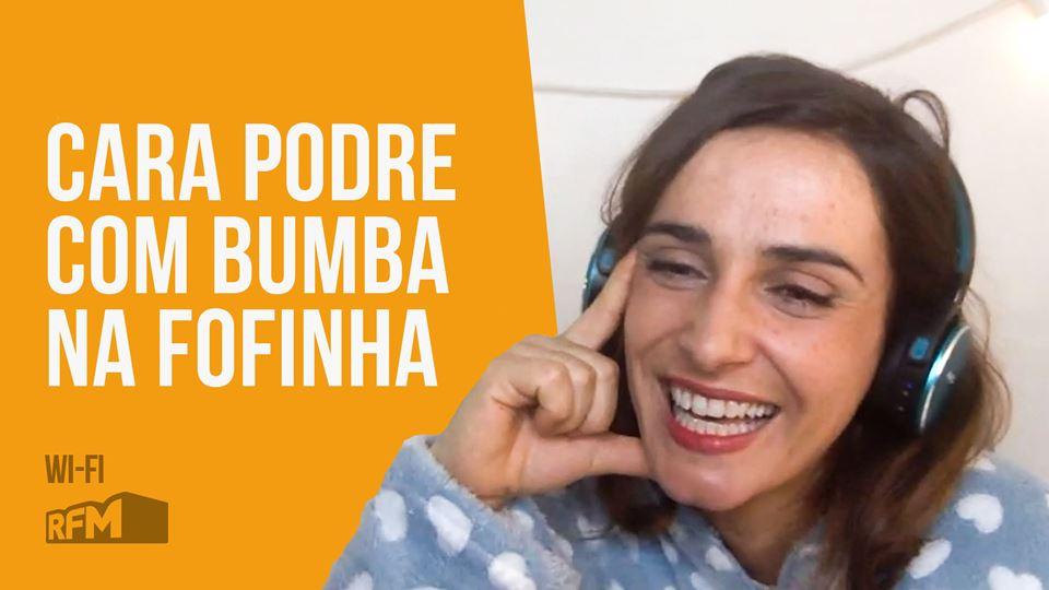 Cara Podre com a Bumba na Fofinha