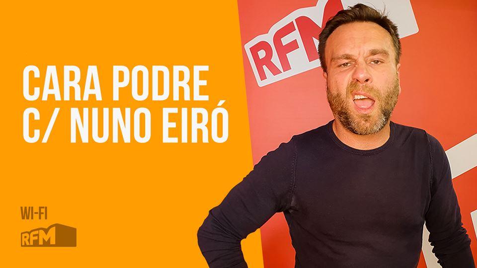 Cara Podre Nuno Eiró