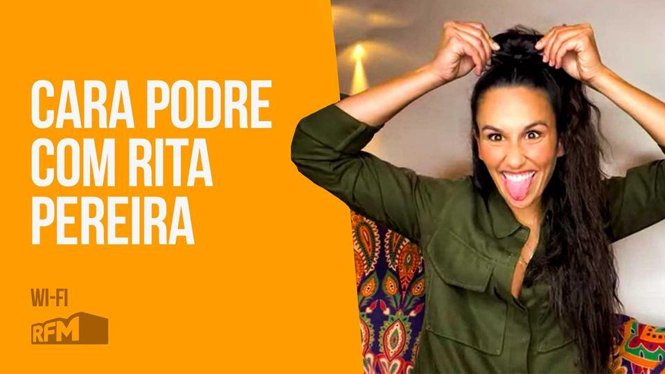 Cara Podre com Rita Pereira no...