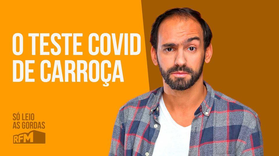 Duarte Pita Negrão: Teste Covi...