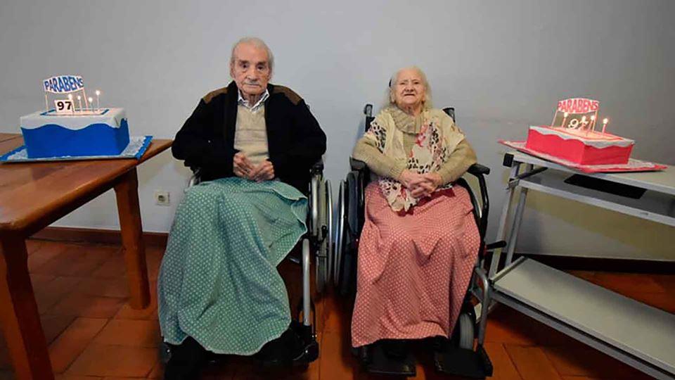 Casal português supera Covid-1...