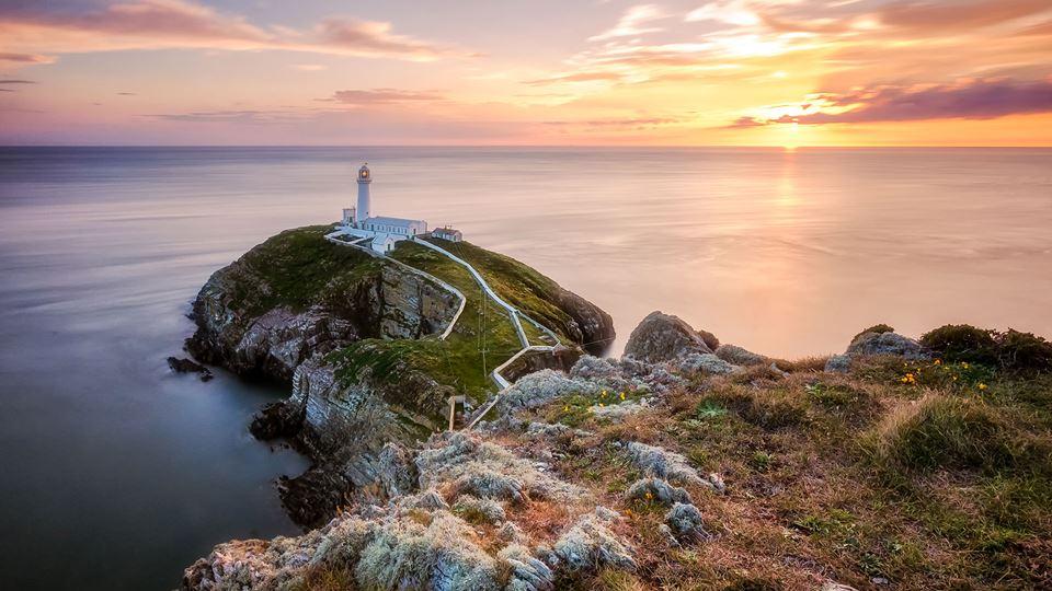 Ilha de Anglesey, País de Gales