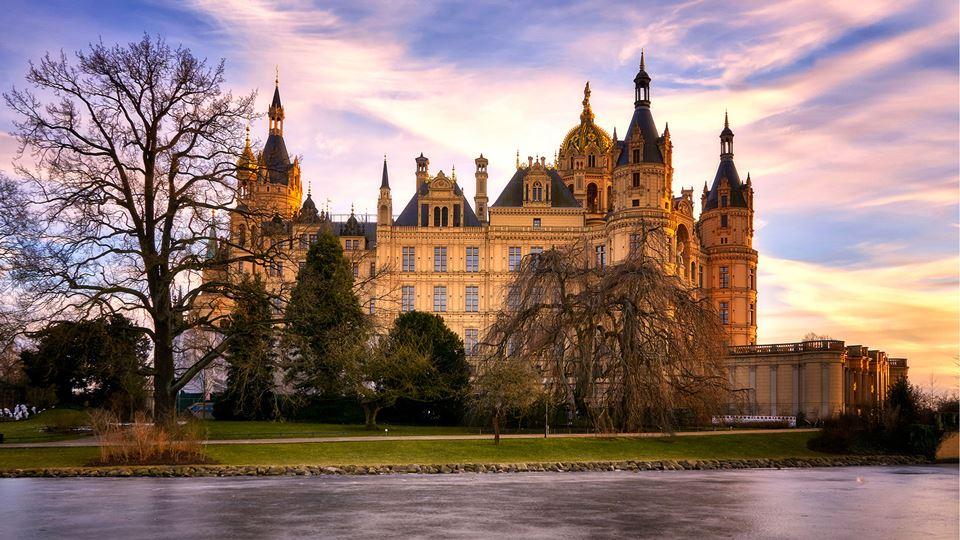 Palácio Schwerin, Alemanha