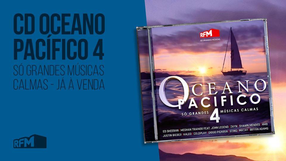 CD Oceano Pacífico 4