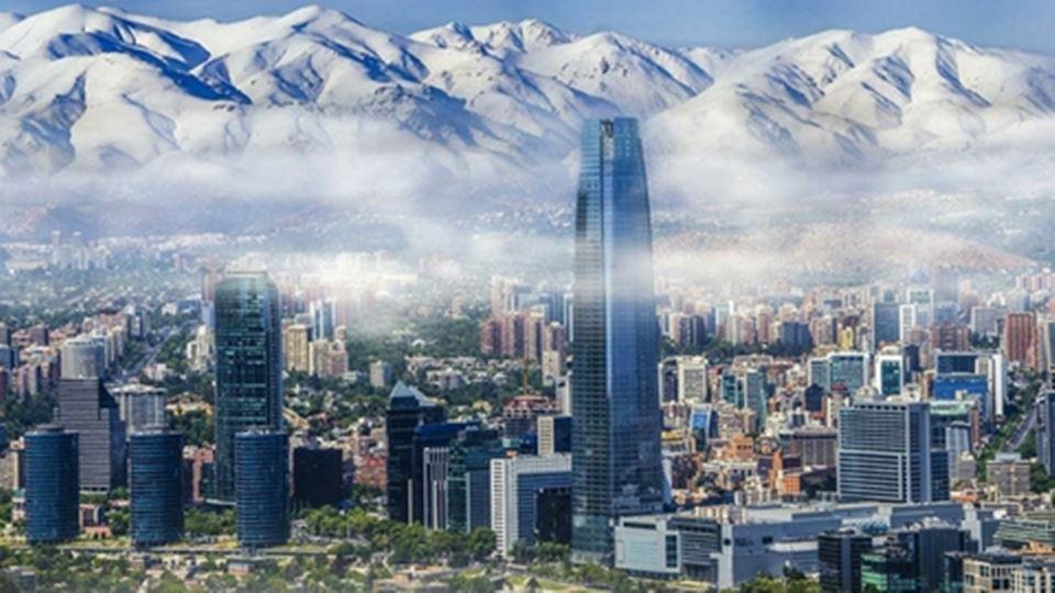Santiago do Chile… uma cidade ...