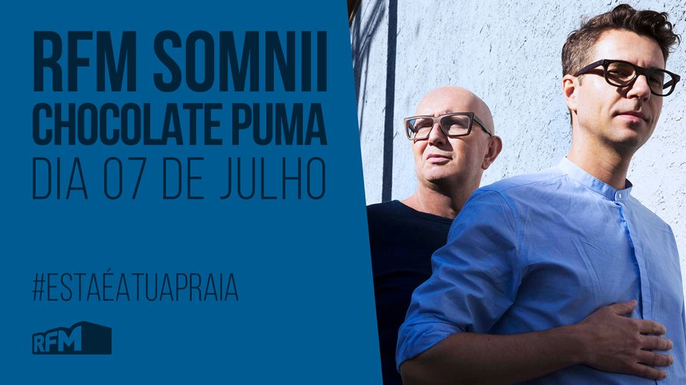 RFMSOMNII Chocolate Puma 7 julho
