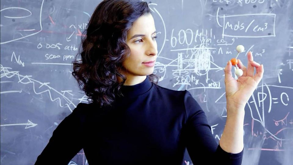 Cientista portuguesa