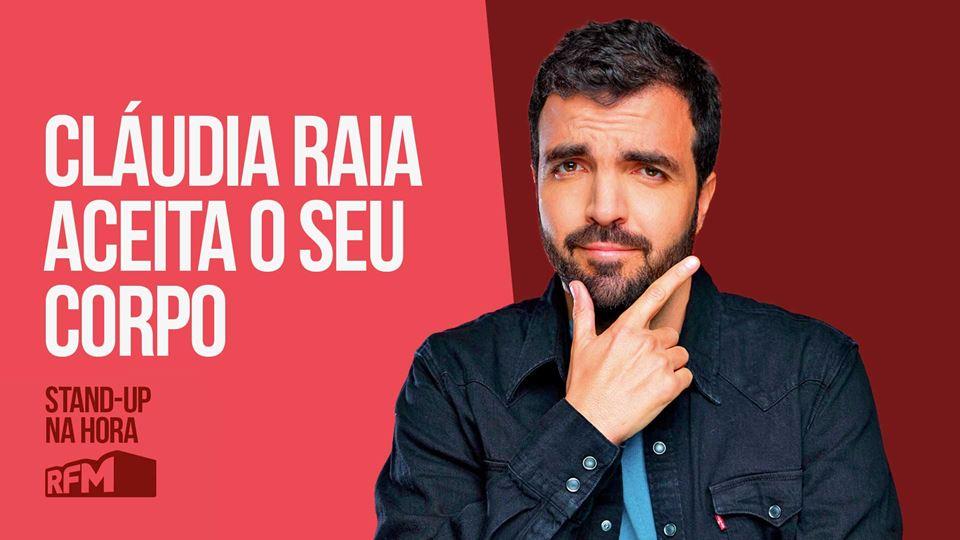 Salvador Martinha: Cláudia Rai...