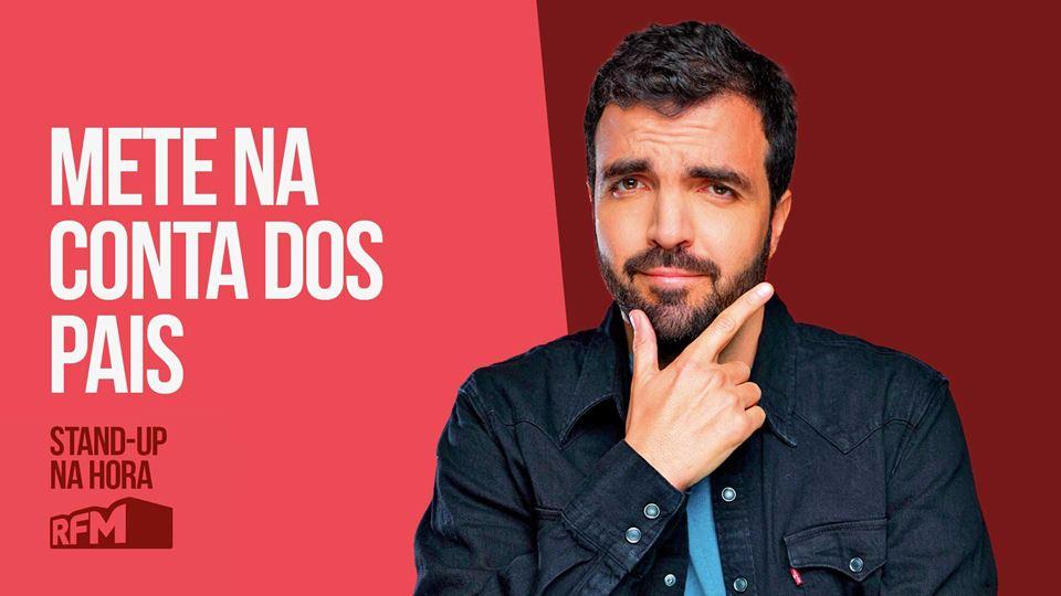 Salvador Martinha: põe na cont...