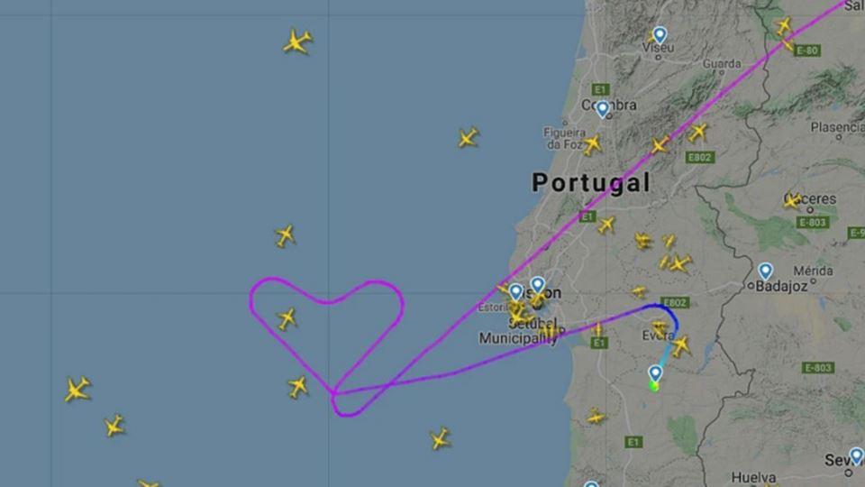 Maior avião de passageiros do ...