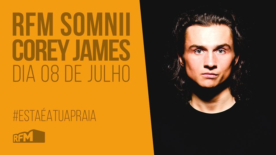 RFM SOMNII COREY JAMES 8 de julho