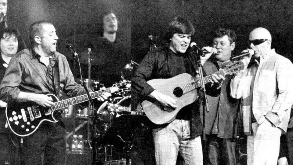 Luis Represas, Pedro Abrunhosa, Rui Veloso e Xutos ao vivo no Casino de Vilamoura com a RFM 2006