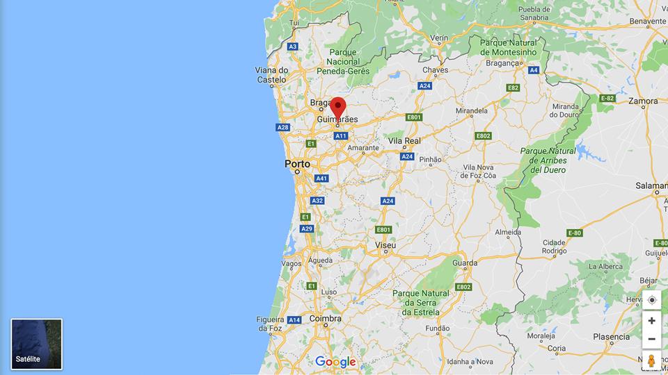 Costa Mapa