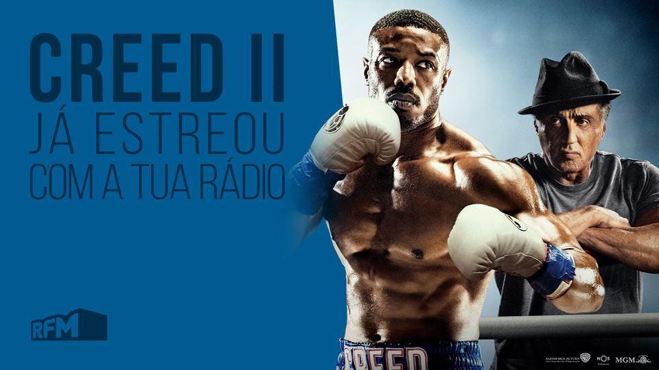 Creed 2 - novo filme RFM