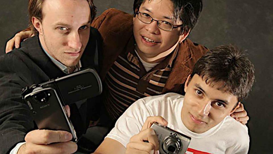 Criadores do YouTube