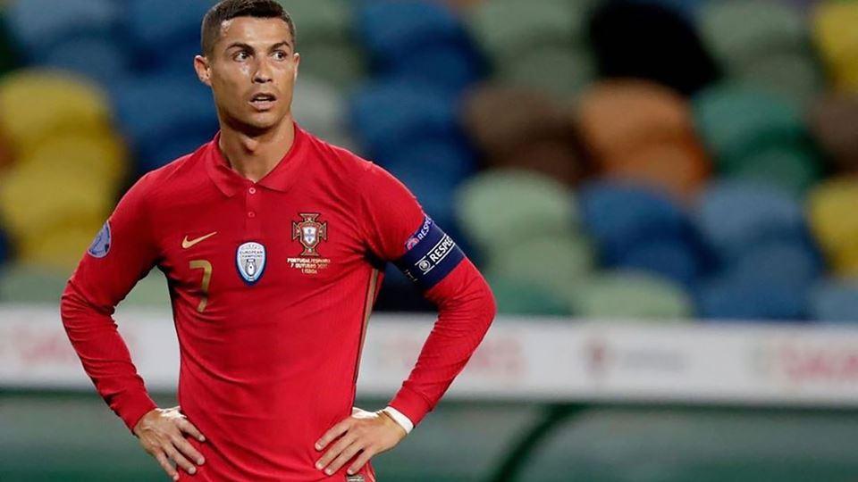 Cristiano Ronaldo pode estar d...