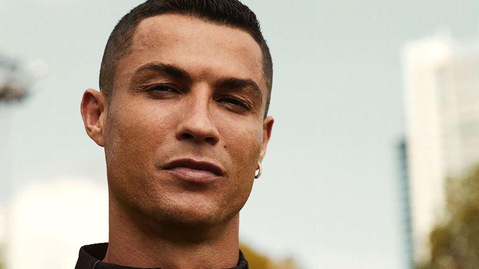 Casa de Cristiano Ronaldo é as...