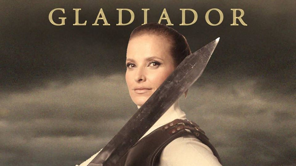 """Promoção ao filme """"Gladiador"""" ..."""