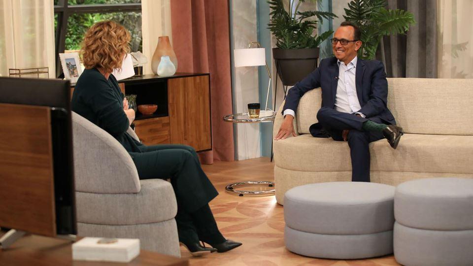 Cristina Ferreira e Ricardo Costa