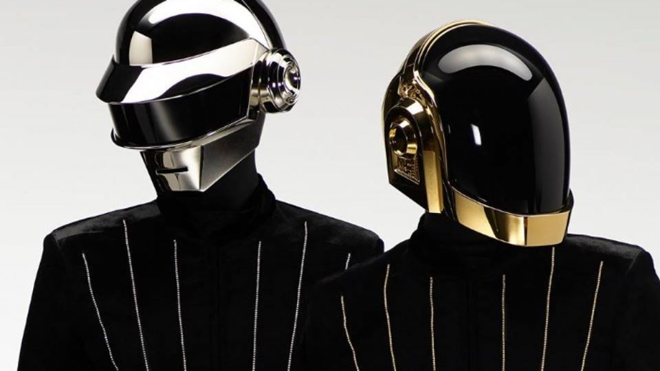 (1993-2021): Daft Punk chegam ...