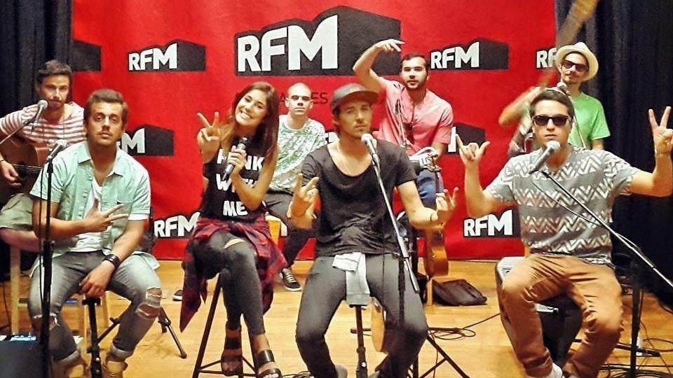 D.A.M.A Auditório RFM Maio 2015