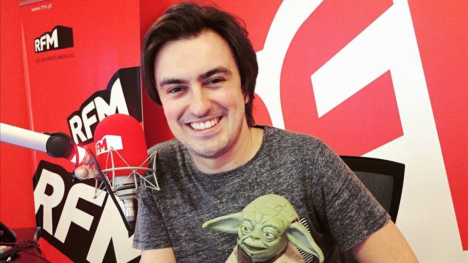 A Rádio para o Daniel Fontoura