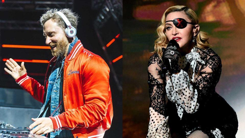 Madonna recusa-se a fazer um á...