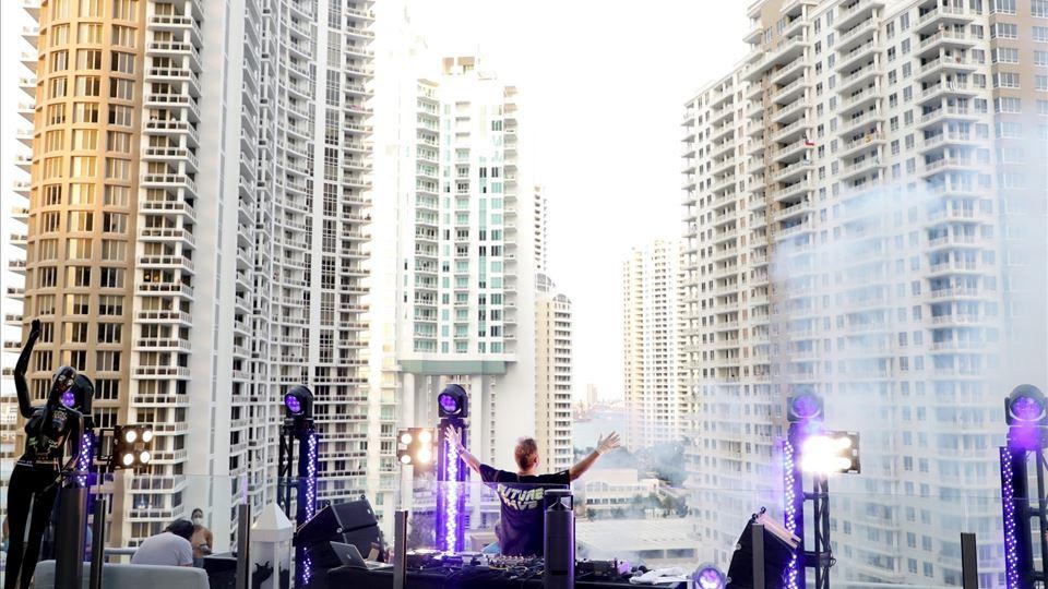 David Guetta Miami 2